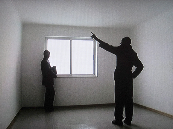 Still from 'Colossal Youth' by Pedro Costa, 2006