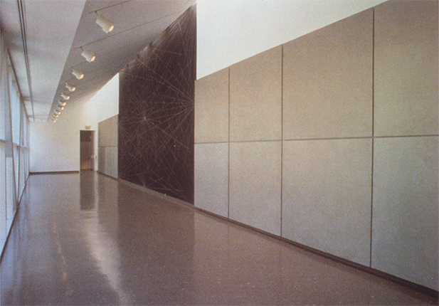 Michael Asher, 'The Museum of Contemporary Art, Chicago, Illinois, U.S.A., June 8 - August 12, 1979', 1979, exhibited, inside view
