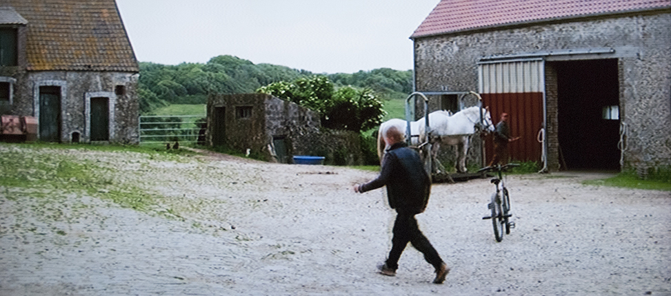 Still from the first episode of the 4-part television series 'P'tit Quinquin' by Bruno Dumont