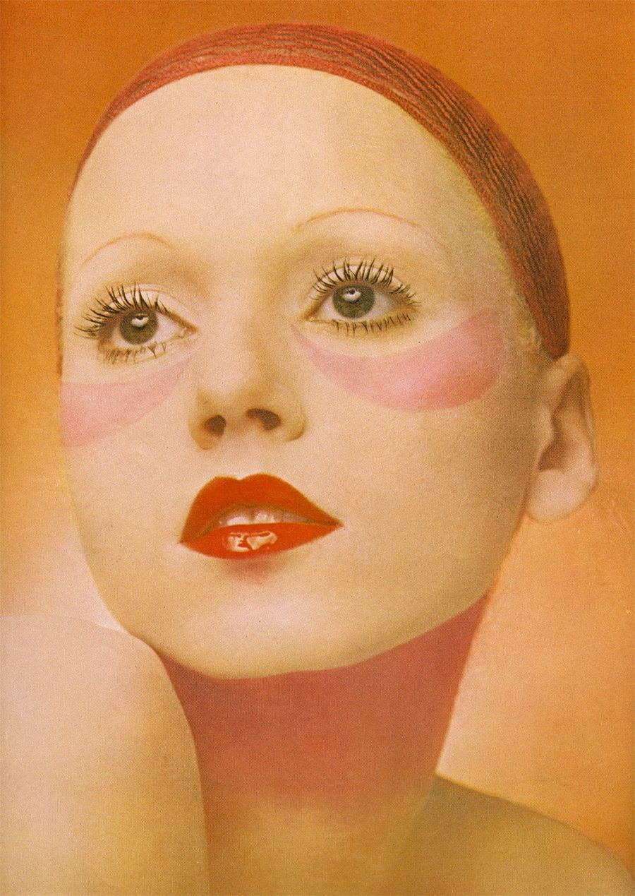 Clive Arrowsmith, British Vogue, 1970