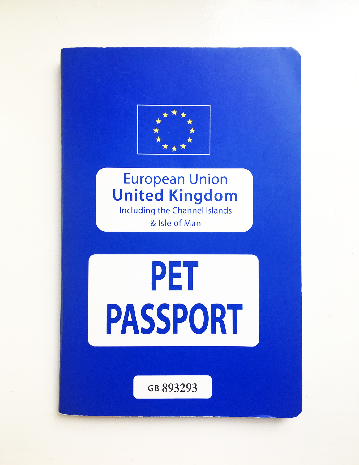 MH, Foxy's Pet Passport