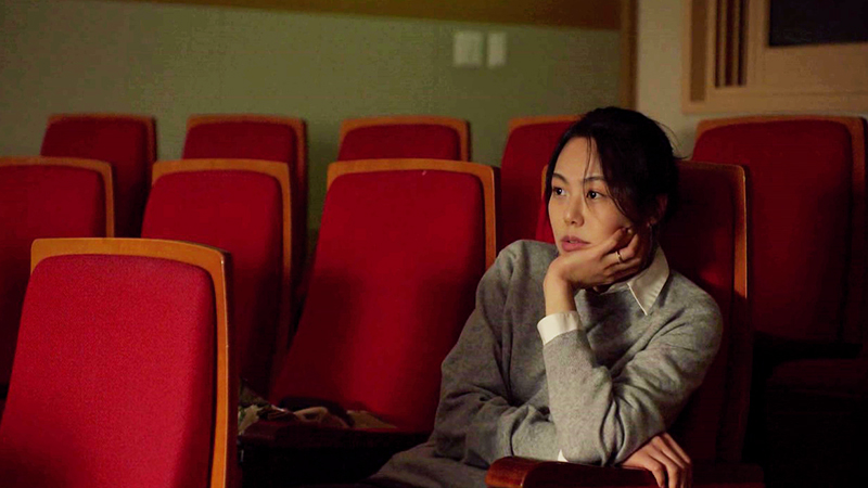 12. Hong Sang Soo / Right Now, Wrong Then