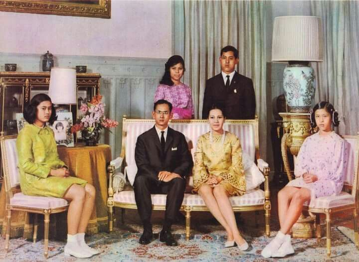 Thai King, Family