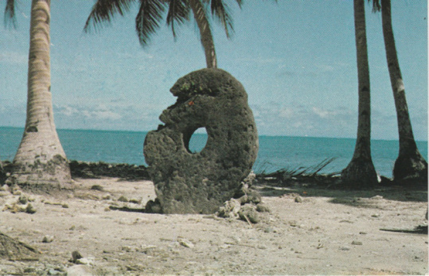 Yap Island, stone money