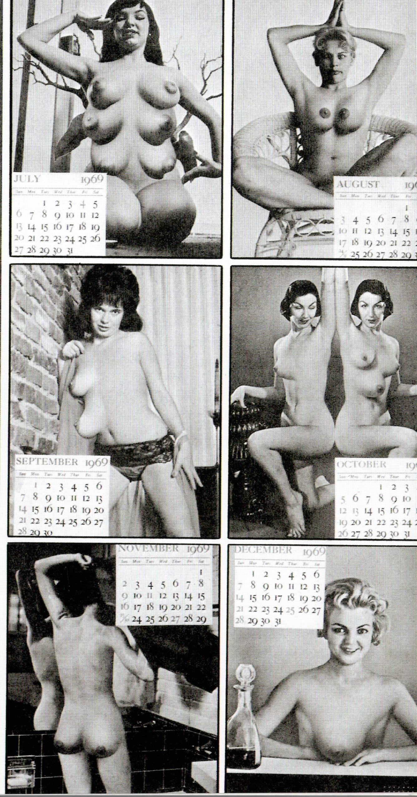 Treasurechest calendar