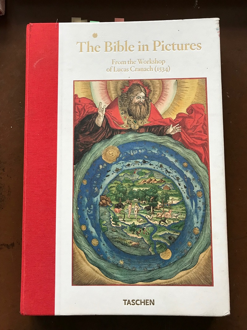 The Bible in Pictures 'From the Workshop of Lucas Cranach (1534)