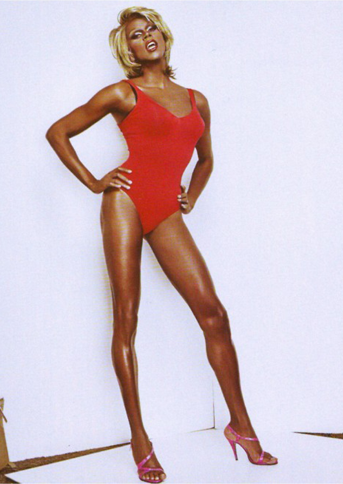 RuPaul, Legs for Days