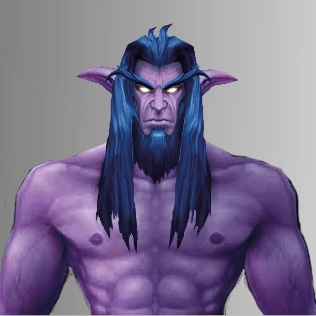 World of Warcraft Night-elf Male