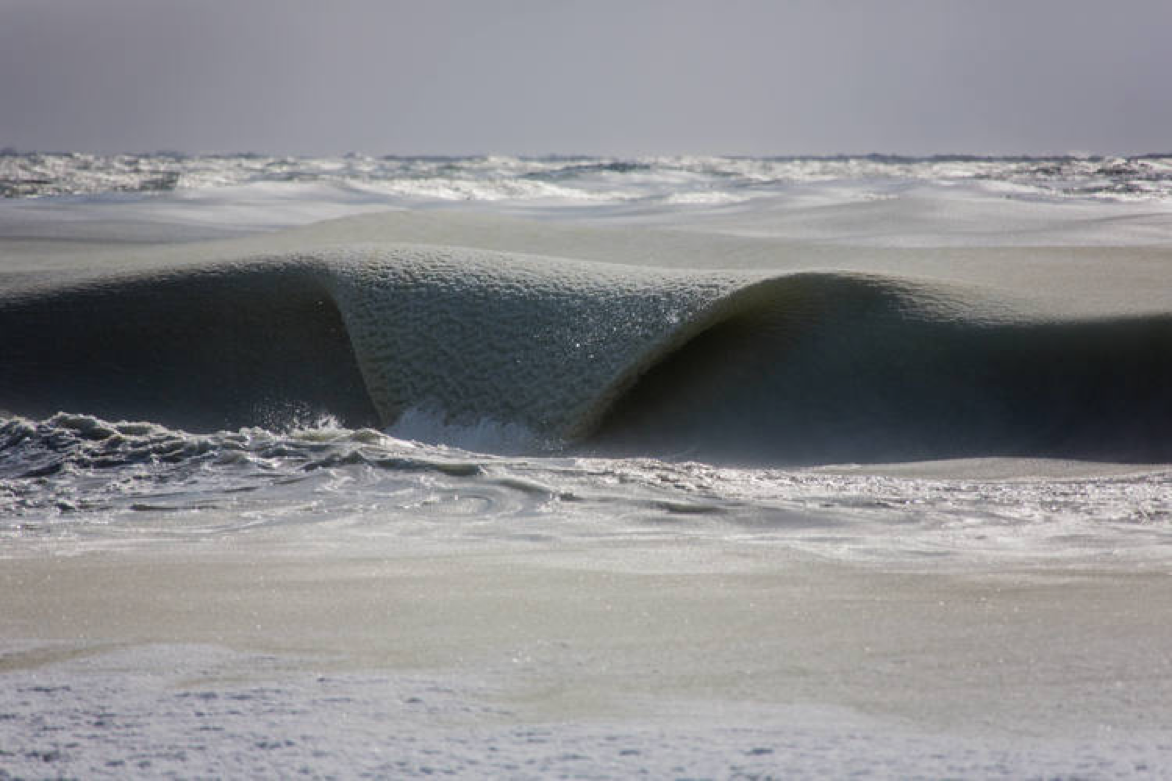Frozen waves