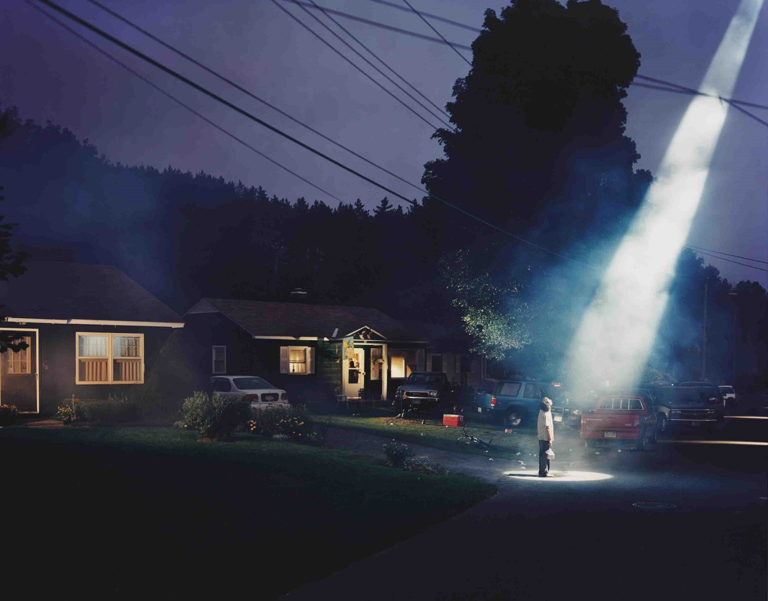 Untitled (1998) - Gregory Crewdson