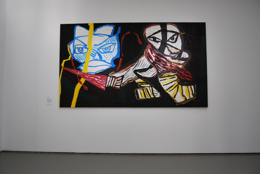 Karel Appel, The Head Hunter