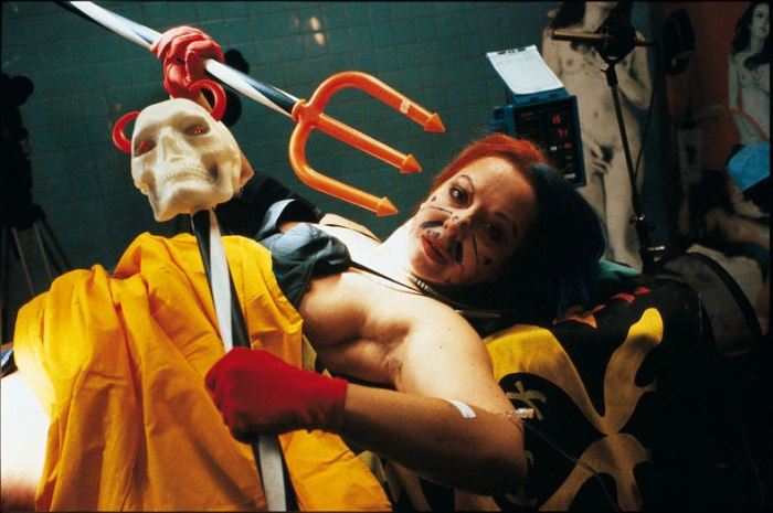 ORLAN,  5th Surgery-Performance Titled Operation-Opera, 1991
