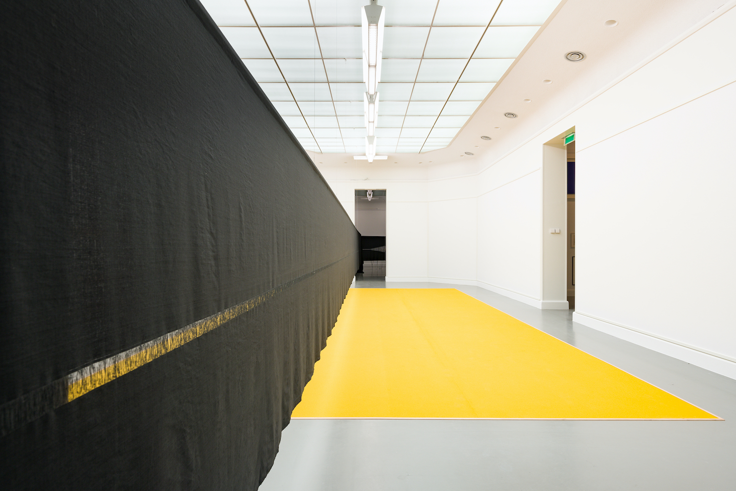 Vanishing Point, 2012, Yael Davids A Daily Practice, 2020, Van Abbemuseum. Foto Peter Cox