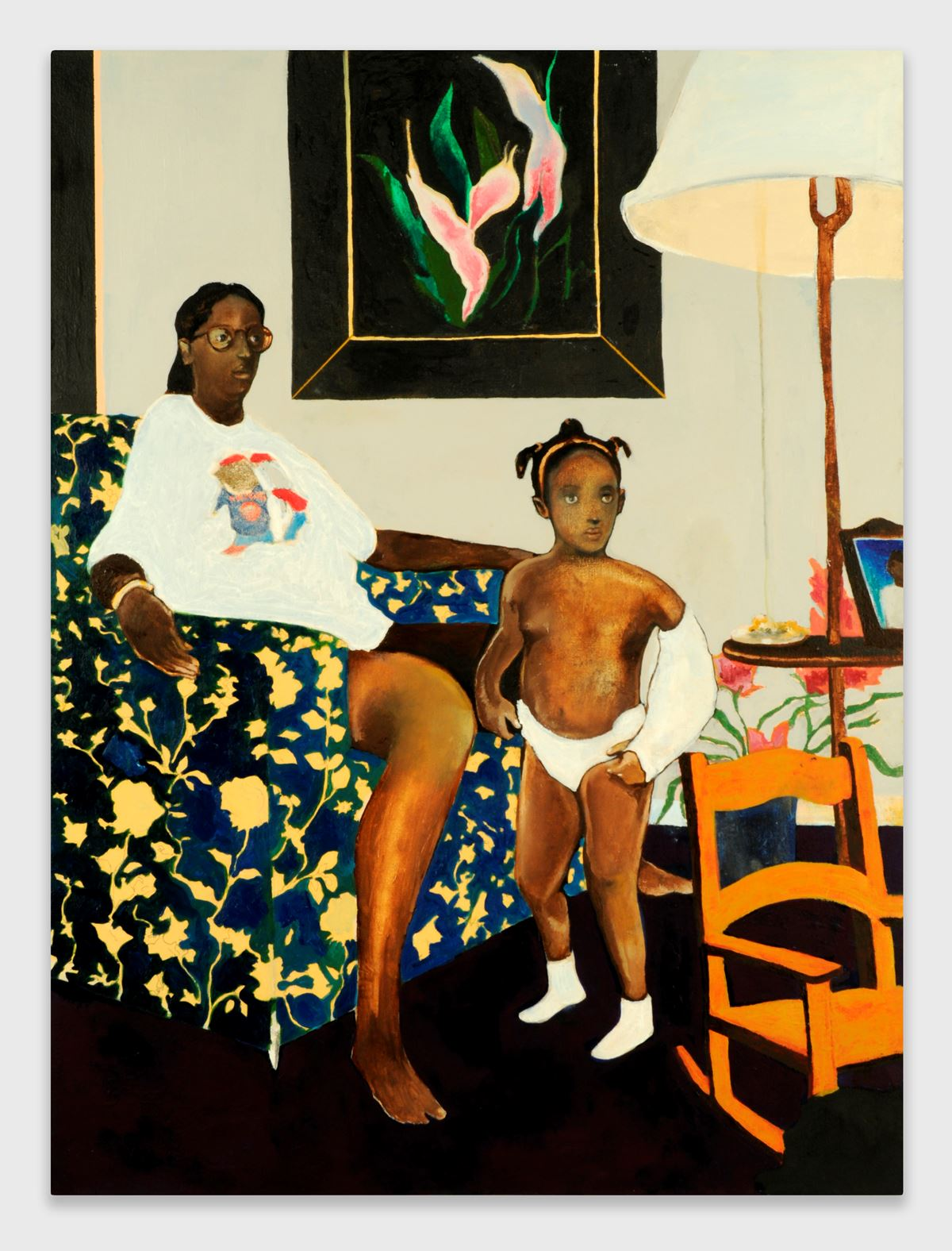 Noah Davis - 'Single Mother with Father out of the Picture' (2007)