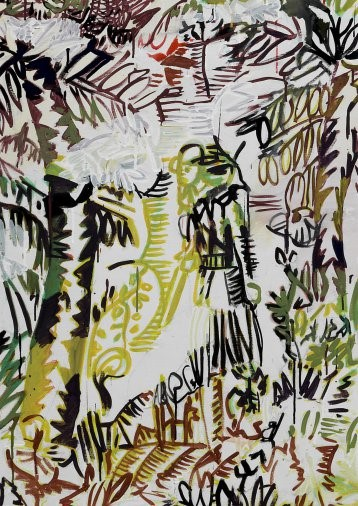 Koen Doodeman // Where the leopard got his spots (after Raoul Dufy for Bianchini-Férier)