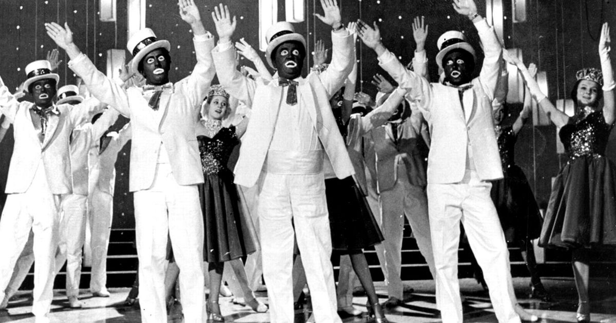 02)  The Black and White Minstrel Show - populair BBC entertainment en variéte show - 1965