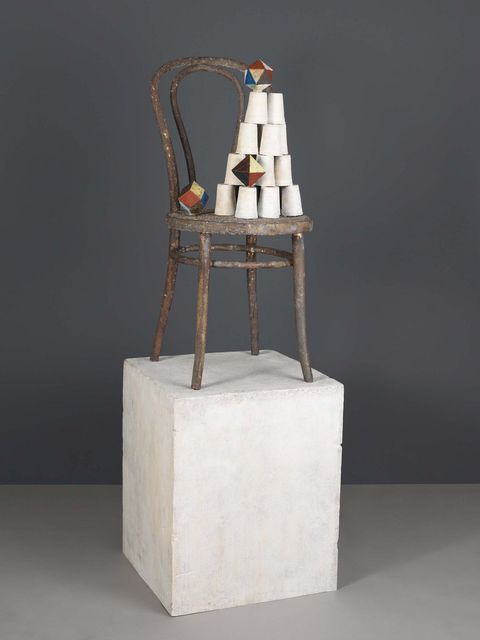 Folker de Jong, Act of Despair, (Thonet Version), 2013