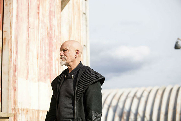 J John Malkovich & Robert Rodriguez made a movie that won't be released for 100 years – '100 Years'