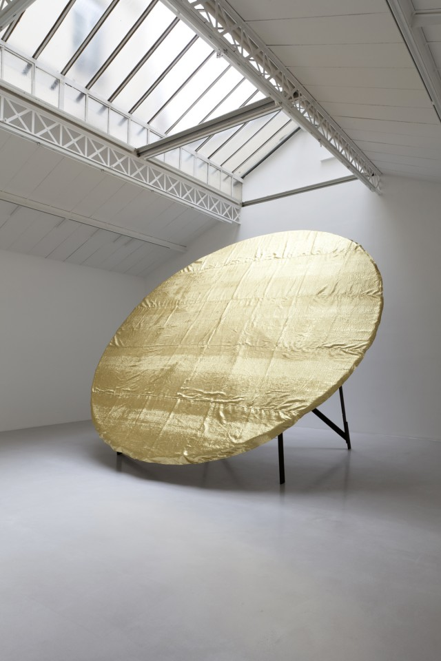 James Lee Byars, The Planet Sign