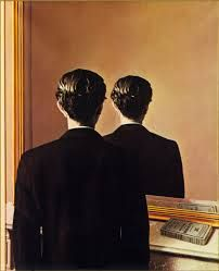 Rene Magritte, La reproduction interdite, 1937