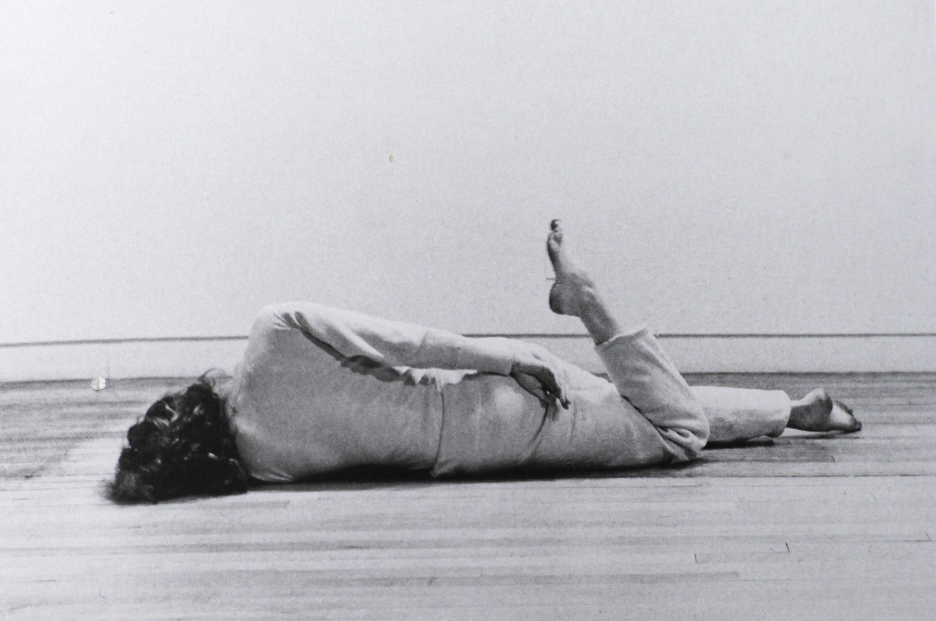 Accumulation by Trisha Brown, 1973