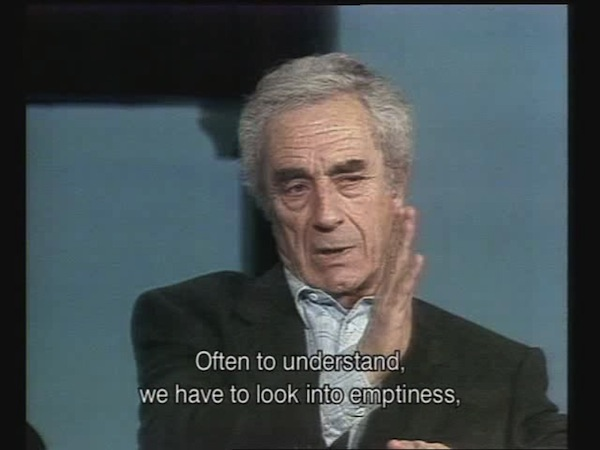 Interview with Michelangelo Antonioni, year unknown