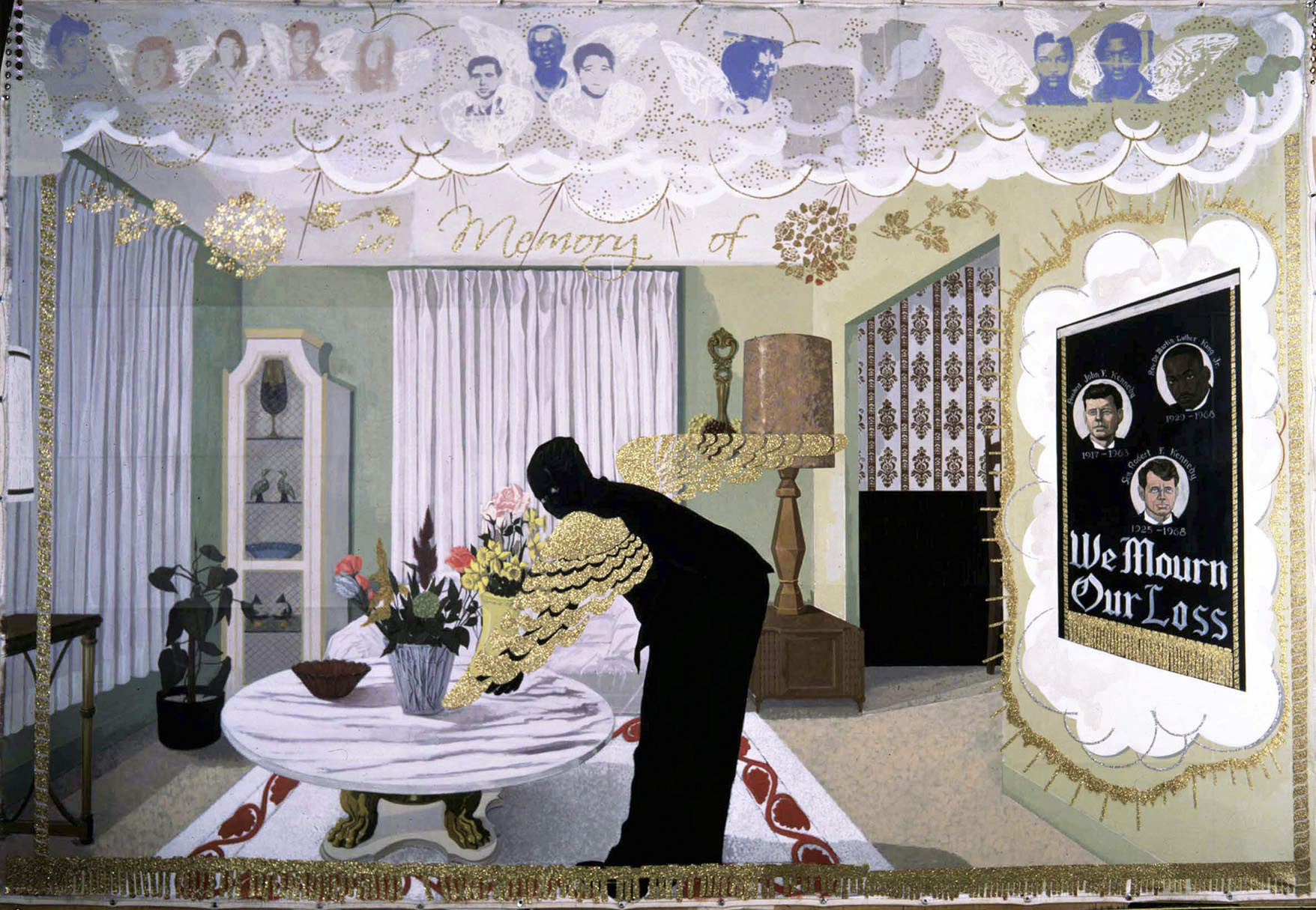 Kerry James Marshall, Souvenir I