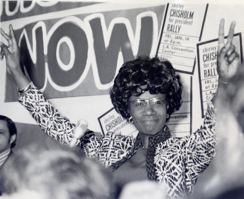 Shirley Chisholm *11