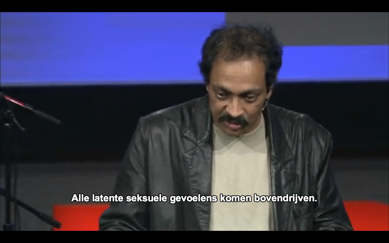 Vilayanur Ramachandran over ons denkvermogen - http://www.ted.com/talks/vilayanur_ramachandran_on_your_mind.html