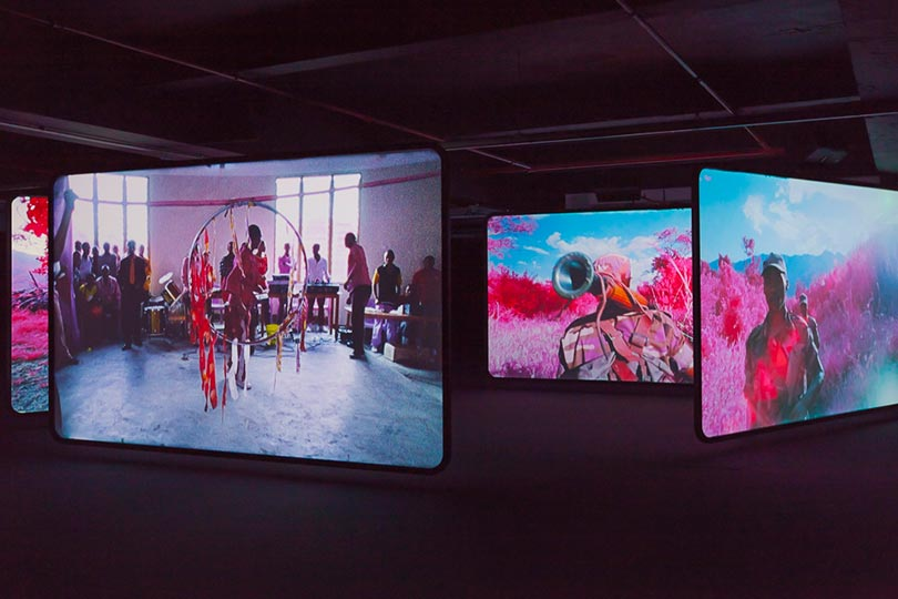 The Enclave Richard Mosse
