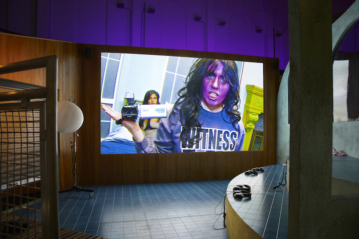 Lizzie Fitch & Ryan Trecartin- Zabludowicz Collection