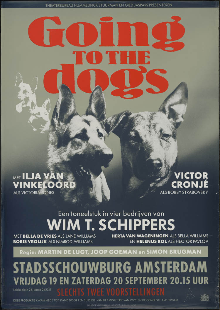 Wim T. Schippers - Going to the Dogs