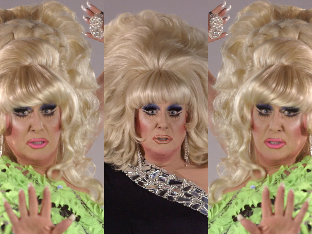 Charles Atlas, Here she is… v1, 2015