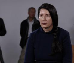Marina Abramovic, the artist is present