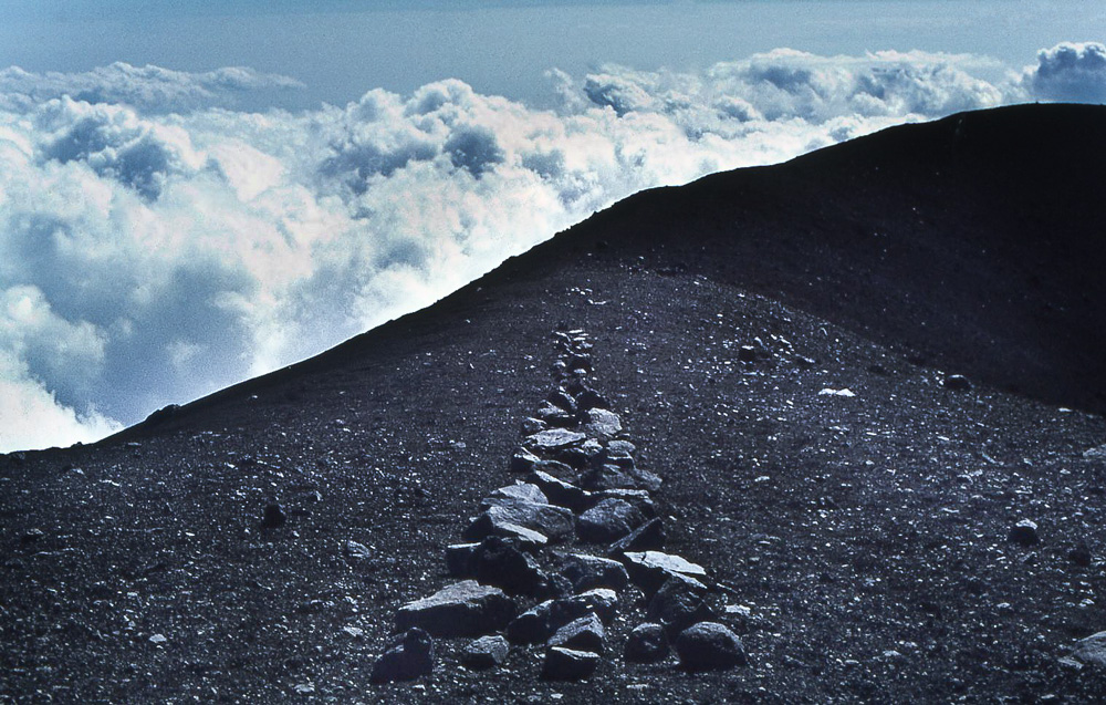 Richard Long - A Line In Japan