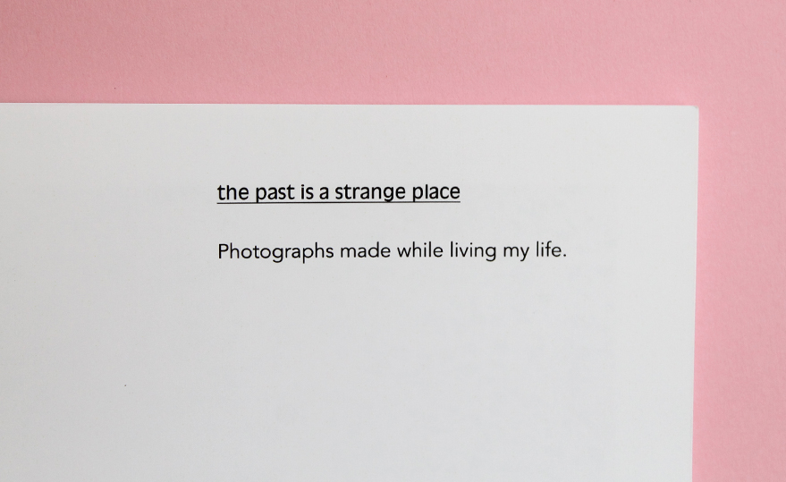 Maurice van Es, The past is a strange place