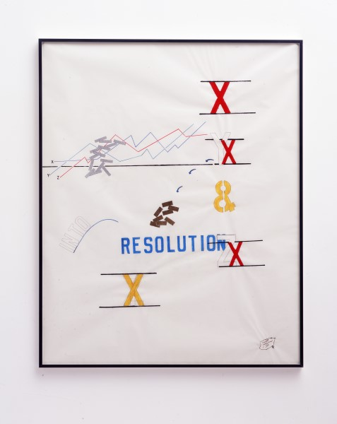 Lawrence Weiner, Untitled, 2005