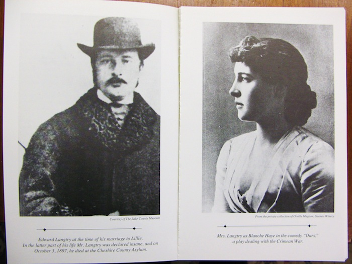 Mr. & Mrs. Langtry >  Women of the Sierra (Anne Seagraves)