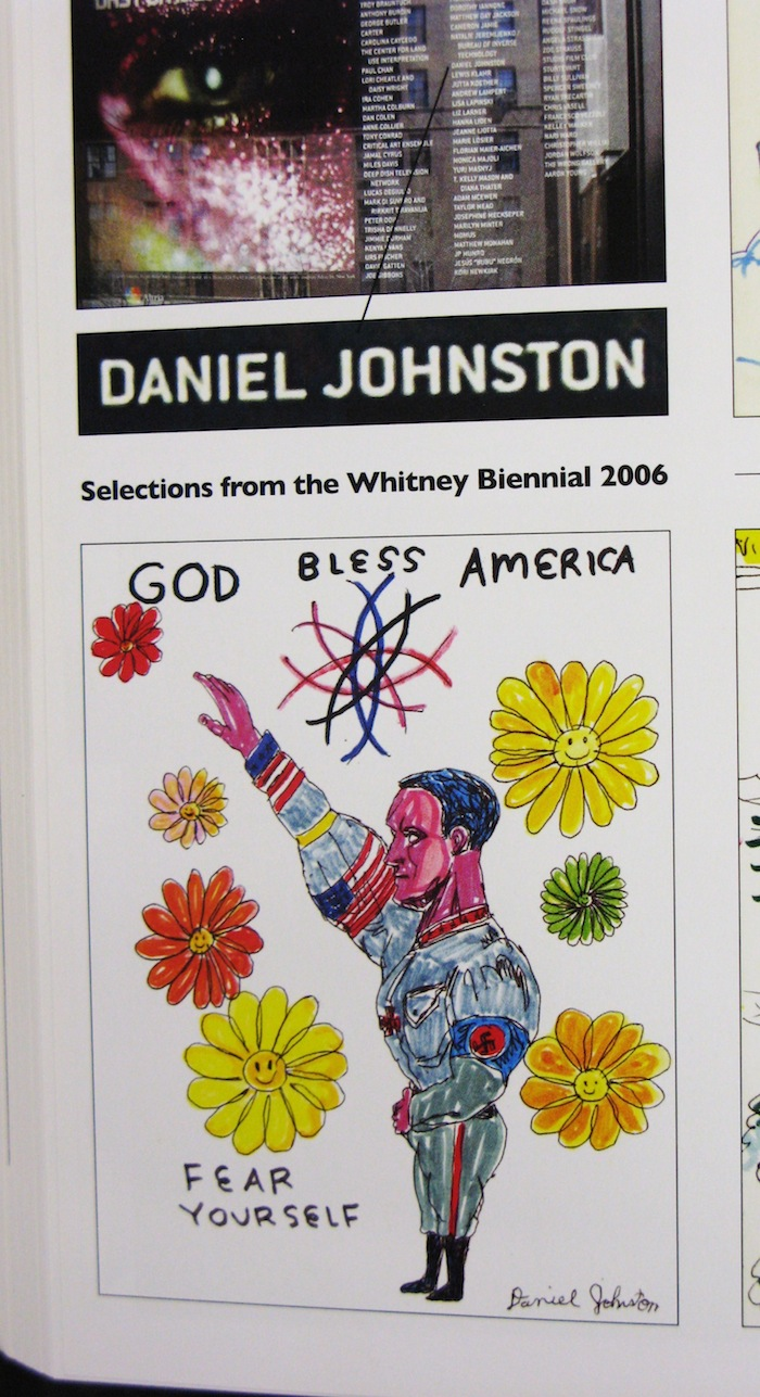Daniel Johnston > The life, art and music of Daniel Johnston (Tayssa Yazdani & Don Goede)