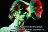 11)  Still uit de documentaire Cracked Actor uit 1974 over David Bowie