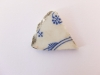 Found ceramic fragment, 2014
